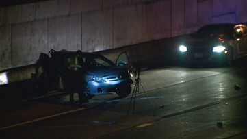 CSP looking for driver who ran after fatal I-225 crash with an Uber