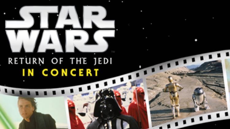 Star Wars: Return of the Jedi in Concert