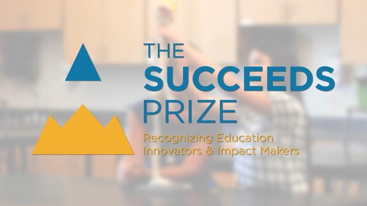 2021 Succeeds Prize winner announcement