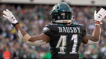 Bausby hopes reward for 11 straight months of football is Broncos roster spot