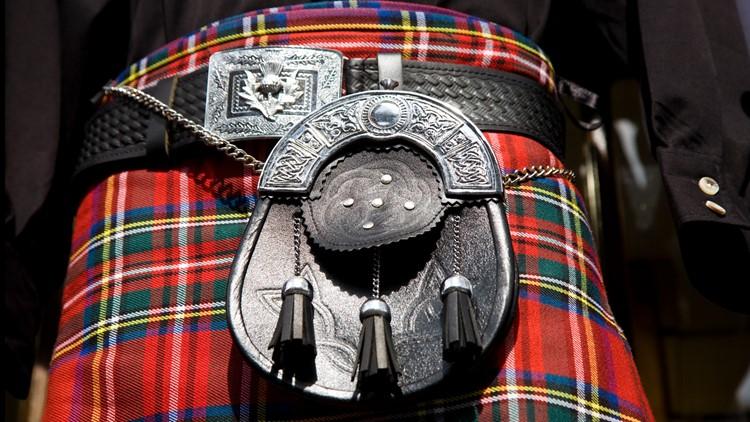 tartan festival scottish scotland irish kilt