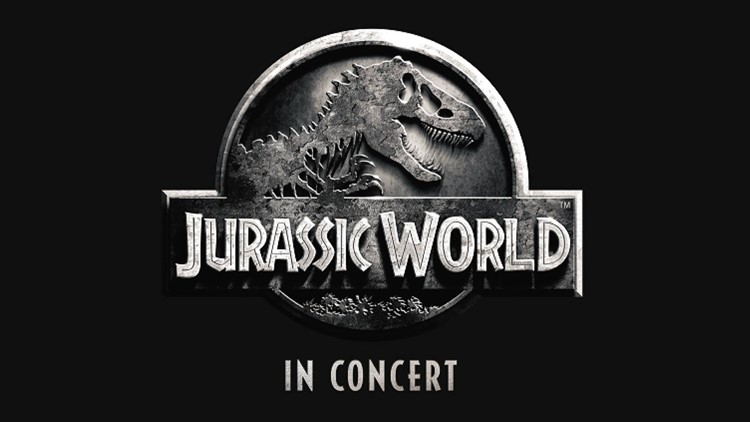 Greeley Philharmonic Orchestra‎ Jurassic World in Concert with the GPO