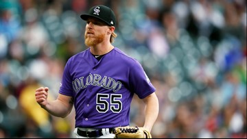 Gray, Rockies beat Phillies 4-1 for 6th win in 7 games