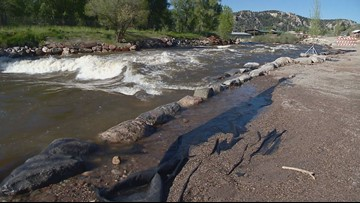 Water levels on the rise in Eagle County, and so are emergency rescue calls