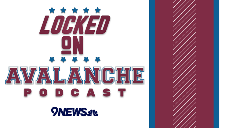 The Tim Peel debacle, and the huge Avalanche series against Vegas | Locked On Avalanche