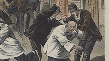 Denver's First Race Riot Occurred on Halloween of 1880