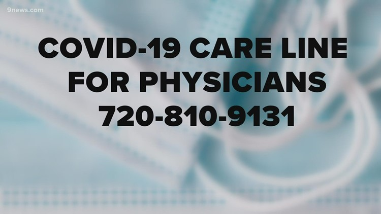 Free COVID-19 hotline for physicians connects doctors with help to fight pandemic