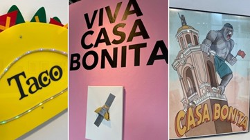 Viva Casa Bonita is an art exhibit all about the iconic West Colfax restaurant