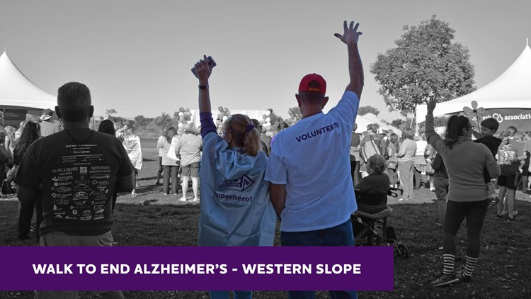 Alzheimer's Association Walk to End Alzheimer's Grand Junction