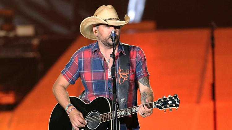 'Back in the Saddle Tour': Jason Aldean is coming to Colorado