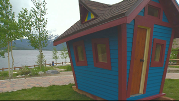 Little houses help big cause in Summit County