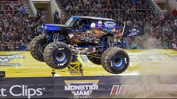 Monster Jam will return to Colorado in 2020