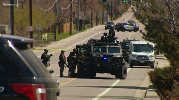 Lakewood Police respond to shooting, carjacking, barricaded suspect over the weekend
