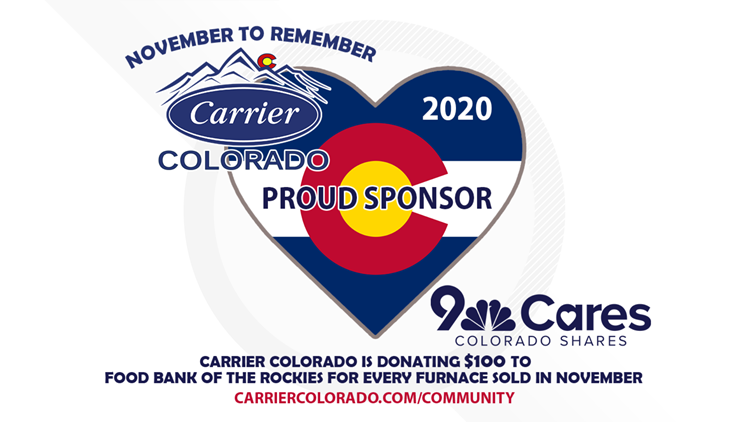 9Cares Colorado Shares food drive raises $97K for local food banks