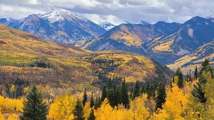 Coloradoans share their fall color photos