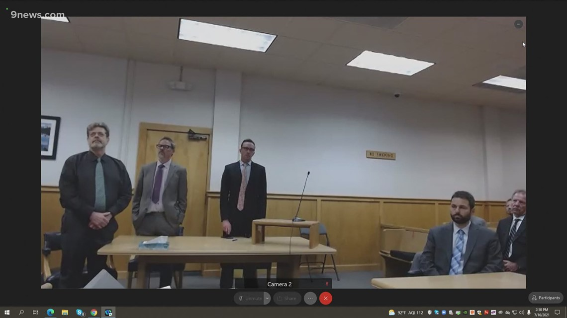 Jury finds Mark Redwine guilty on all counts related to 2012 death of his son Dylan