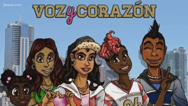 Denver program Voz y Corazón helps youth struggling with 'first gen' pressures