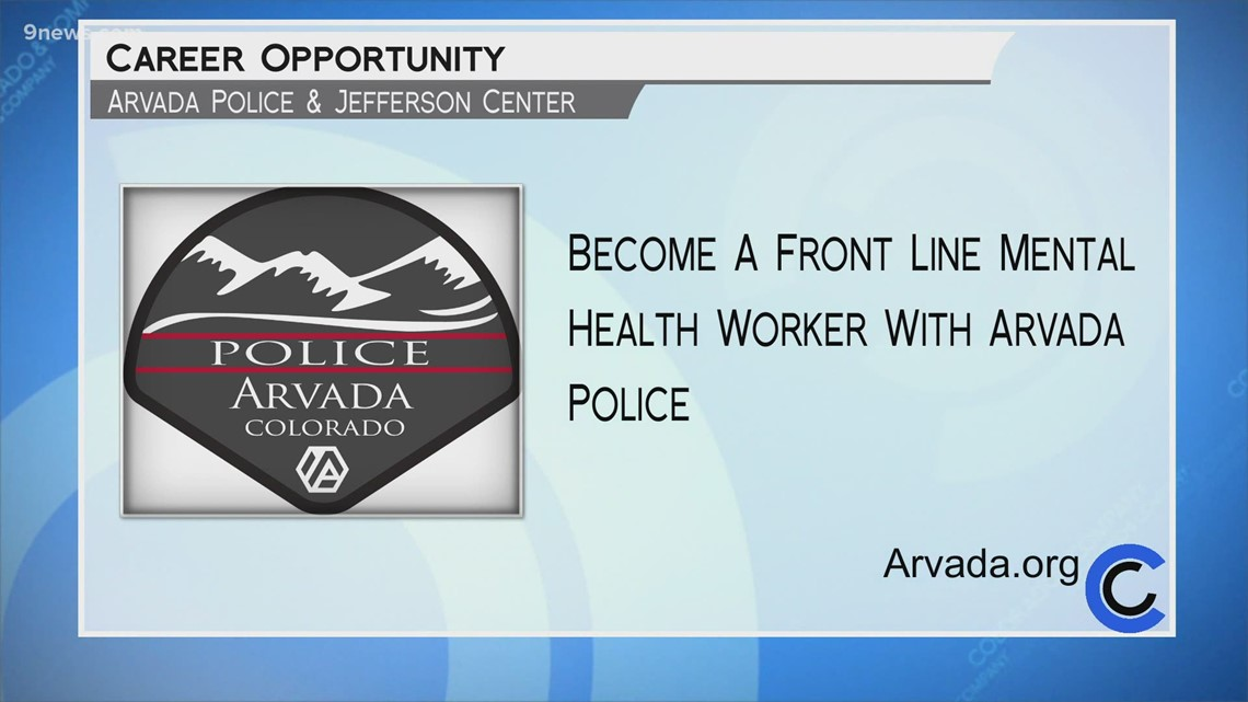 Arvada Police - Mental Health Professional - February 25, 2021