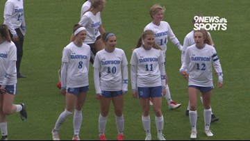 Denver Christian holds on to win 2A girls soccer championship