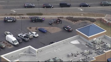 4 juvenile suspects in custody following stolen vehicle pursuit in Arvada