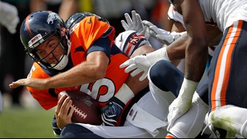 Broncos offense starts out moving the ball with best of them; finishes among the worst
