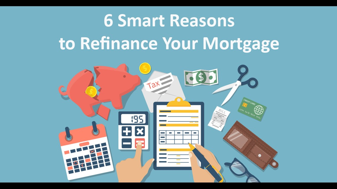 Gas Prices In Colorado >> Colorado home buying: 6 reasons to refinance your mortgage | 9news.com