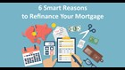 Colorado home buying: 6 reasons to refinance your mortgage