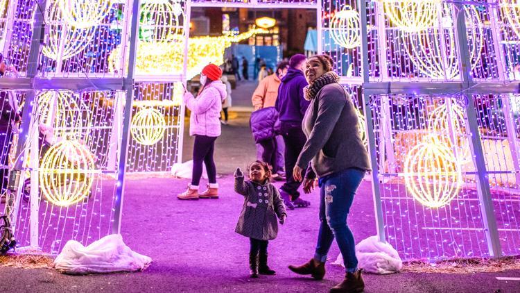 3 million Christmas lights coming to Denver amusement park