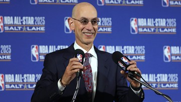 Adam Silver says he does not expect any NBA decisions until May