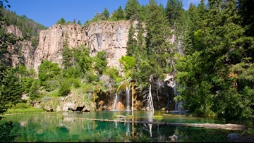 Here's how much it will cost to visit Hanging Lake during peak season