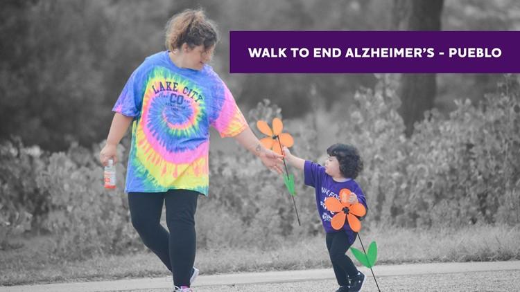 Walk to End Alzheimer's - Pueblo