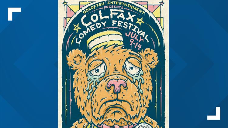 Colfax Comedy Festival
