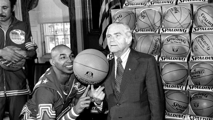 "Obit-Globetrotters-Neal Basketball Fred ""Curly"" Neal Abe Beame"