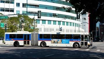The top Denver-metro employers providing RTD EcoPasses in 2019