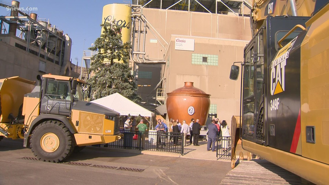 Coors facility preparing for massive upgrade to Golden brewery