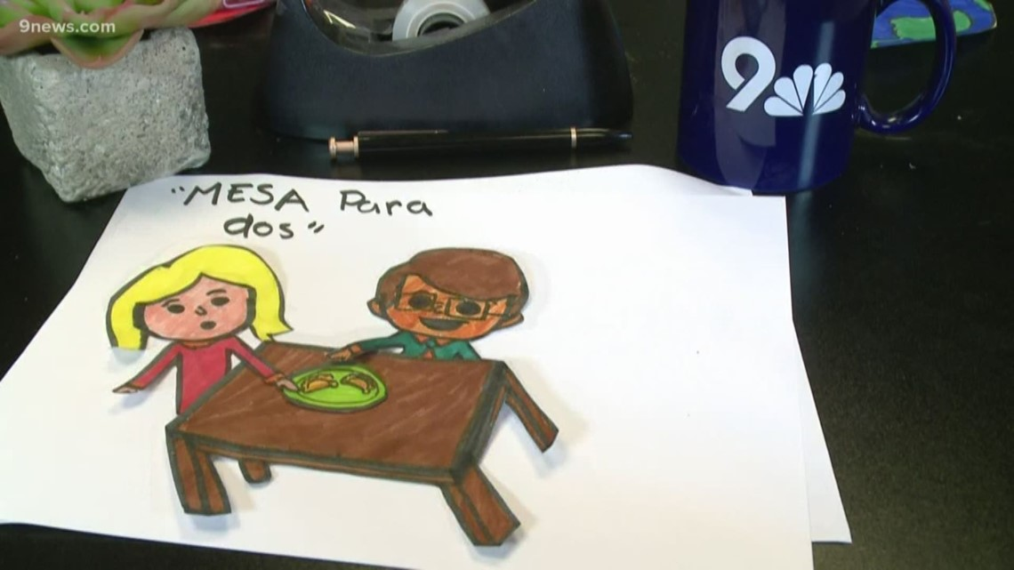 Hispanic Heritage Month   'Mesa' is a word you hear often in Colorado