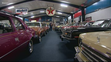 Rambler Ranch home to underdog cars