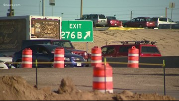 Full weekend closure of I-70 at I-270 begins Friday