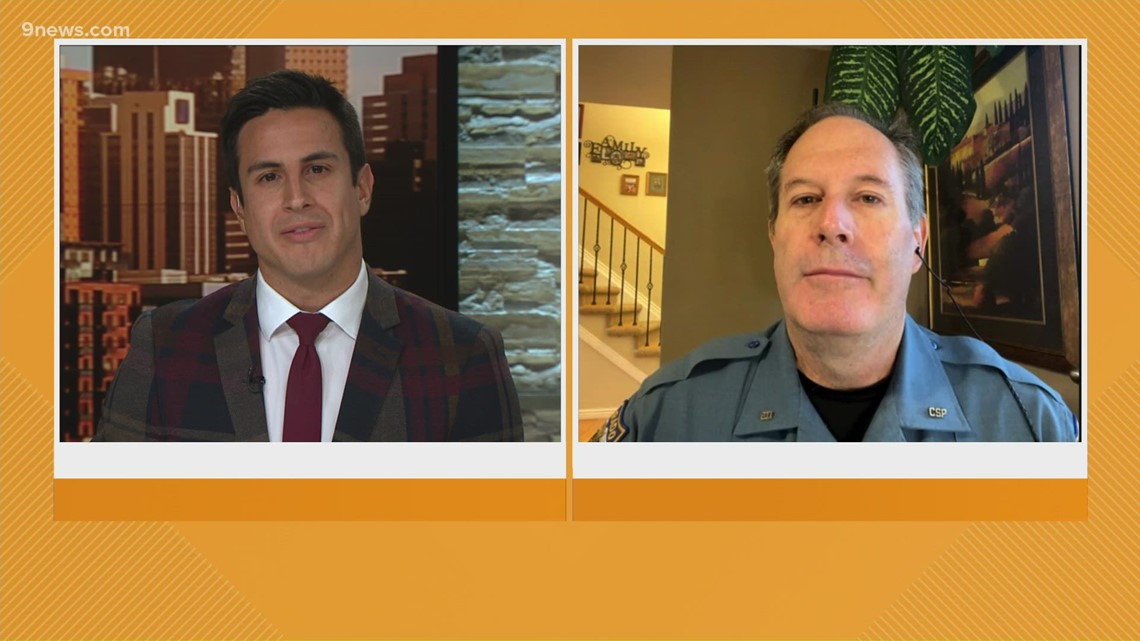Colorado State Patrol talks about spooky driving situations