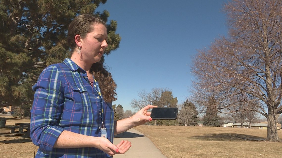 Denver teacher uses the strike as a classroom lesson for her students