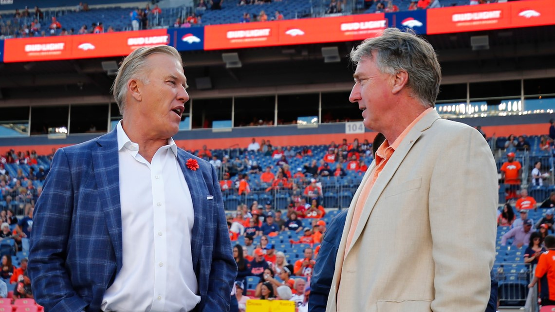 Ellis on Elway: 'He made a correction ... I give him credit, we're on the right track'