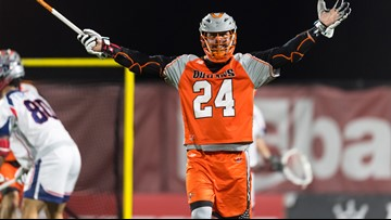 Denver Outlaws storm back against Cannons to advance to MLL championship game