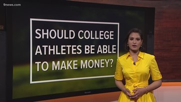 Bill to pay college athletes for endorsements heads to the governor