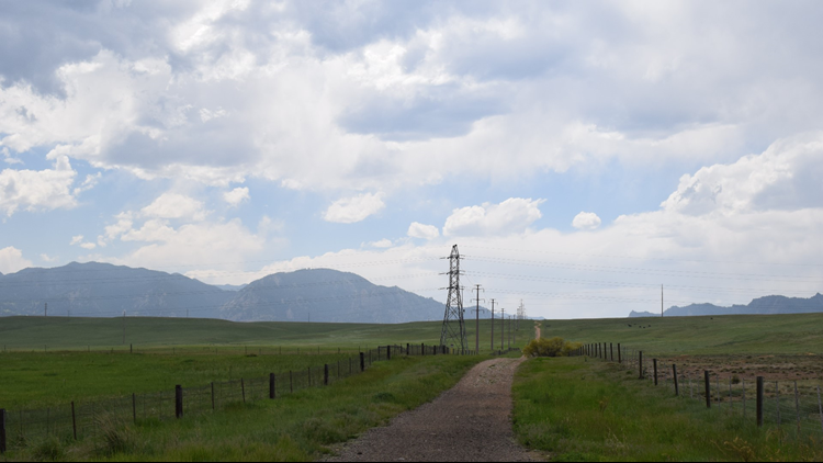 Superior is the gateway to lots of Boulder County Open Spaces, including Marshall Mesa.