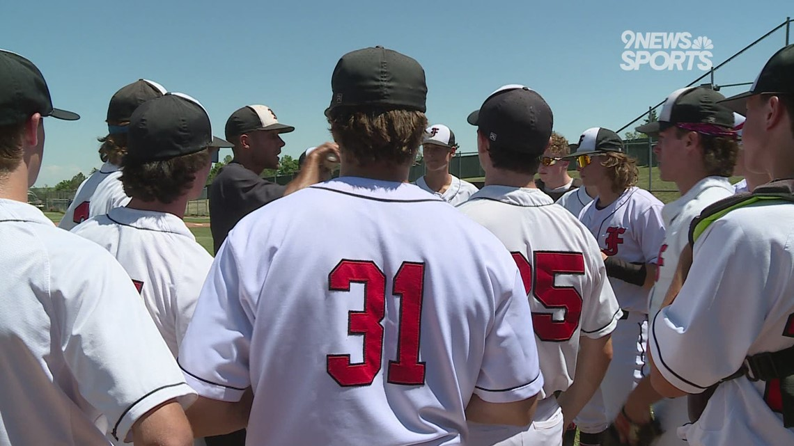 No. 8 Fairview baseball wins 5A Region 2 over No. 9 Mullen, headed to state