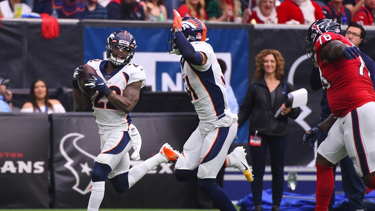 Game Review Denver Broncos Vs Houston Texans 9news Com