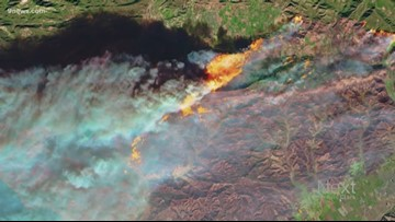 NASA scientists believe wildfires could become more frequent, bigger and harder to extinguish