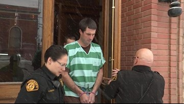 Patrick Frazee appears in Teller County court for motions hearing