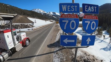 I-70 traffic at a 40-year low at the Eisenhower-Johnson tunnels
