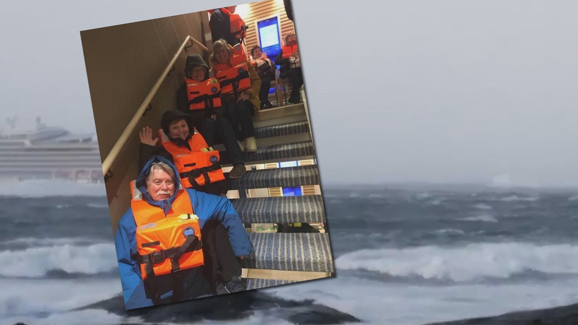 Colorado Couple Stranded In Norway After Helicopter Rescue